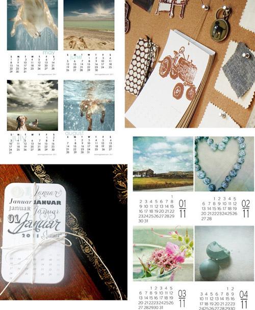 Calendar decor8